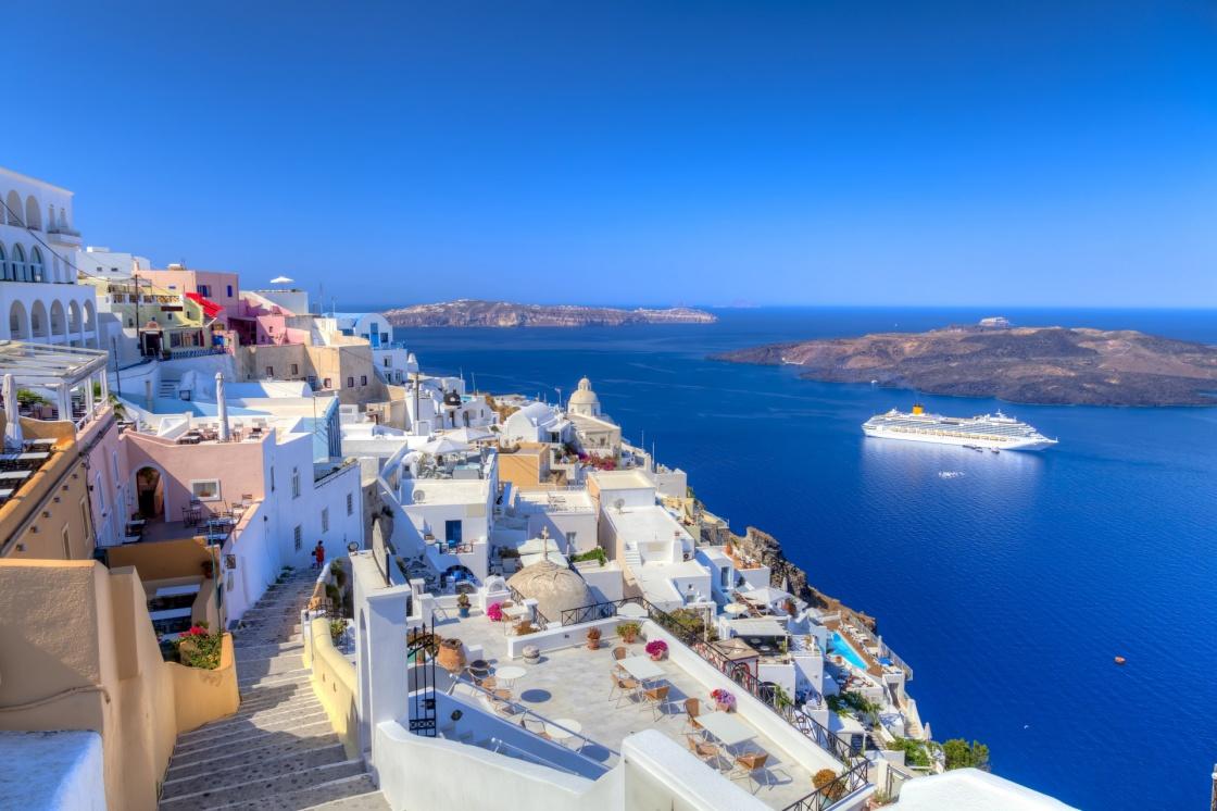 Santorini - Guida turistica per vacanze a Santorini - voli, hotel ...
